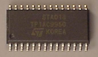 STA013 MP3 Decoder